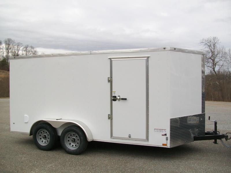 Anvil 7 x 14 Enclosed Cargo Trailer