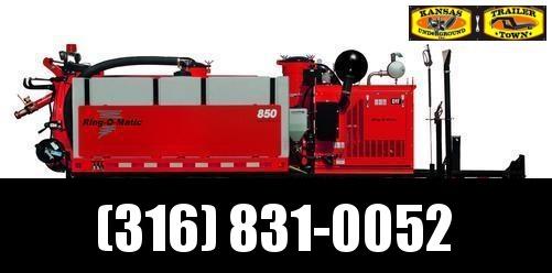 Ring-O-Matic 850 Vacuum Excavator