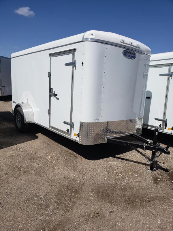 2017 Continental Cargo TXTW612SA Enclosed Cargo Trailer
