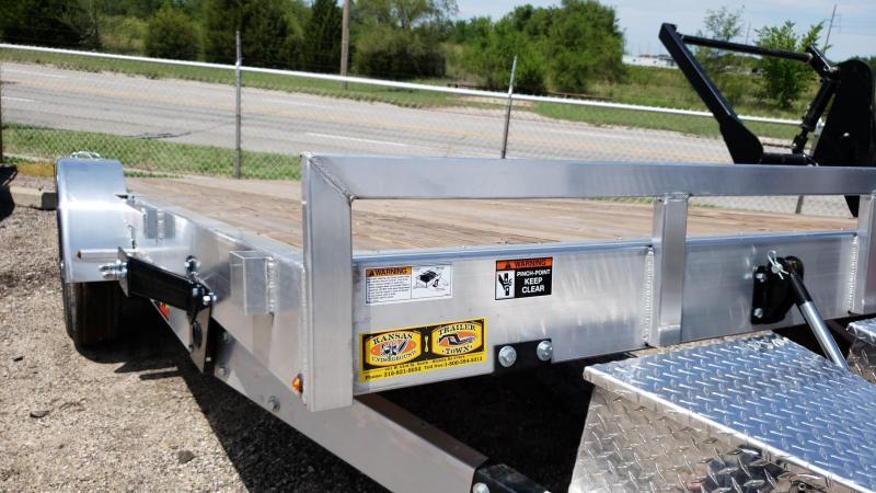 2019 H and H Trailer H220MXA-100 Manual Speedloader