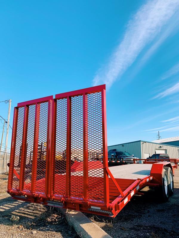 82x20+4 super deluxe equipment trailer