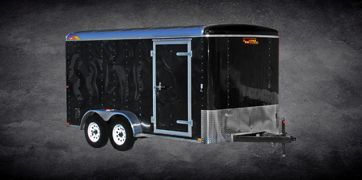 2020 Doolittle Cargo Trailer 7x16