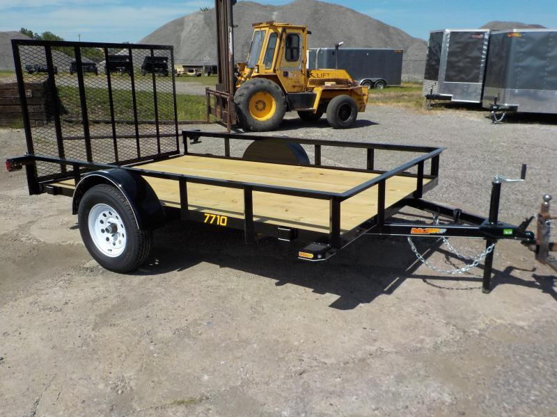 77x10 Doolittle Rally Sport Trailer
