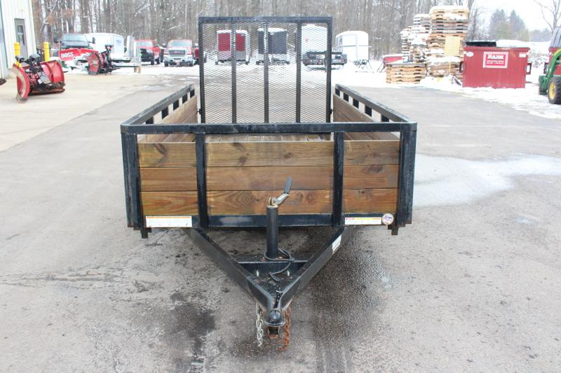 2014 Sure-Trac 5 x 10 Utility Trailer Used