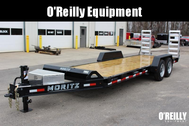 2020 Moritz International 7 x 22 Equipment Trailer