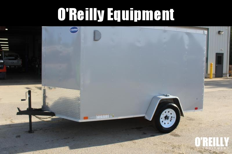 2020 United Trailers XLV 6 x 10 Enclosed Cargo Trailer