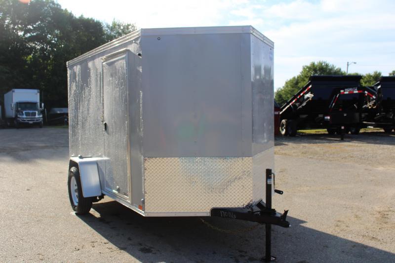 2020 United Trailers XLV 6 x 10 Enclosed Cargo Trailer