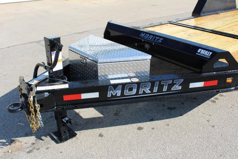 2020 Moritz 16+4 Tilt Trailer