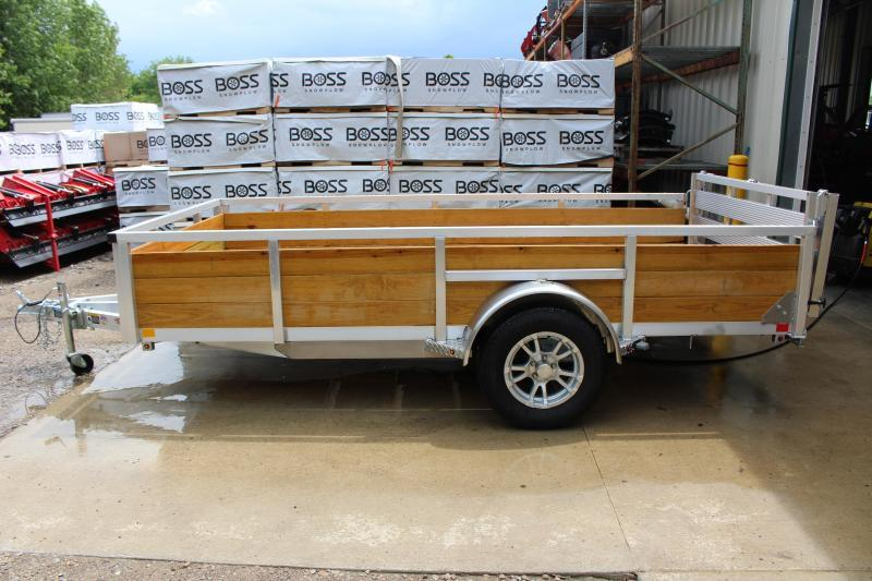 2019 H and H Trailer 6.5 x 12 Utility Trailer