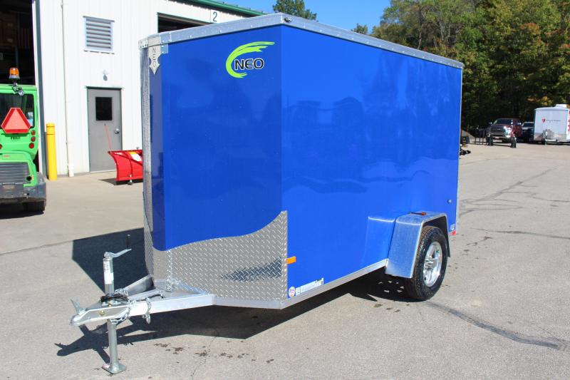 2020 NEO Trailers NAV 5 x 10  Enclosed Cargo Trailer