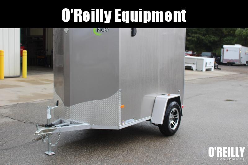 2020 NEO Trailers NAV 5 x 8  Enclosed Cargo Trailer