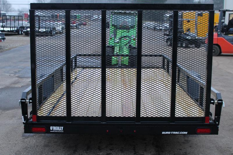 2020 Sure-Trac 7x14 Utility Trailer