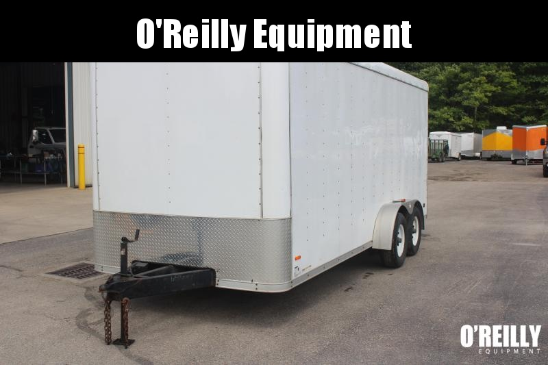 2019 MTI Trailers MST7X18TA3 ENCLOSED TRAILER Enclosed Cargo Trailer Used