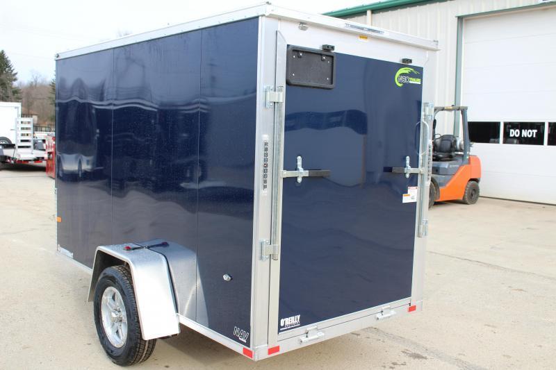 2020 NEO Trailers NAV 5 x 10  Enclosed Cargo Trailer