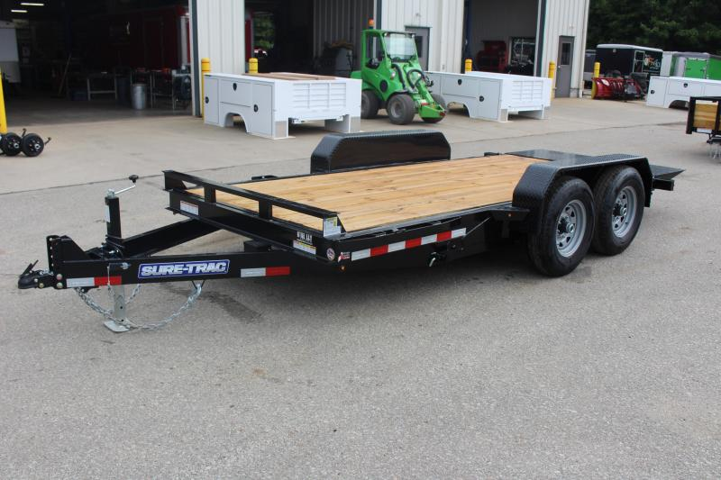 2020 Sure-Trac 7 x 16 Equipment Trailer