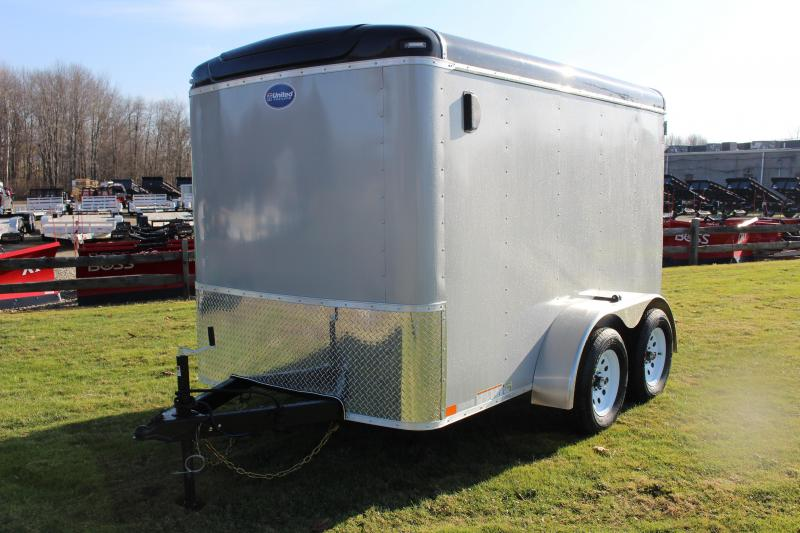 2020 United Trailers 6 x 10' Enclosed Cargo Trailer