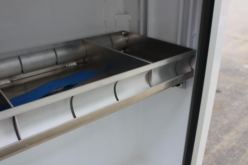 2020 Aluminum Dura Mag Truck Bodies SB-S-60-STD-DRW Truck Bed