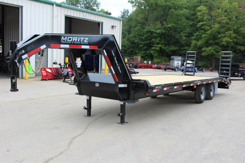 2020 Moritz International FGSH 5-20 Flatbed Trailer