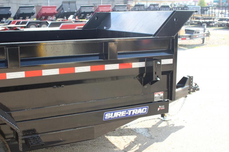 2020 Sure-Trac 7 x 14 Dump Trailer