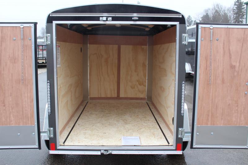 2020 United Trailers ULH 5 x 8 Enclosed Cargo Trailer