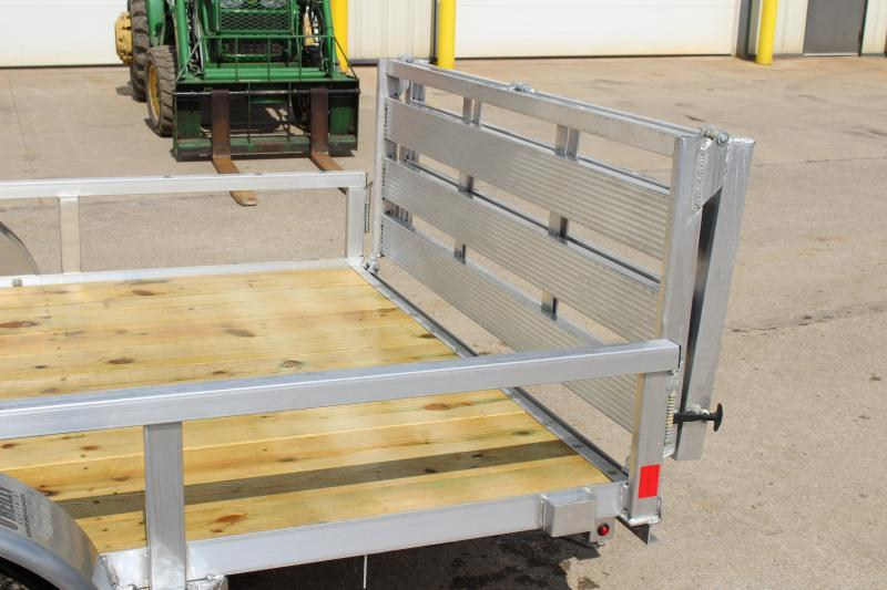 2020 H and H Trailer 6.8 x 12' Utility Trailer