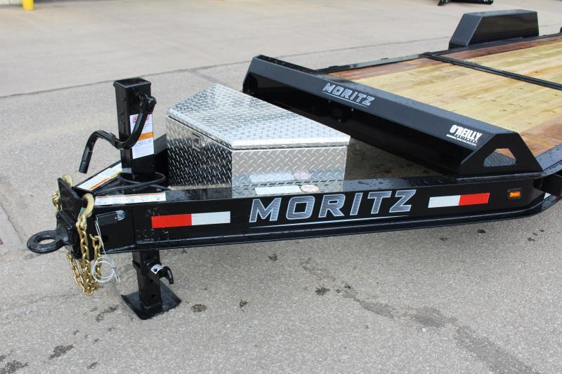 2020 Moritz 16+6 Tilt Trailer