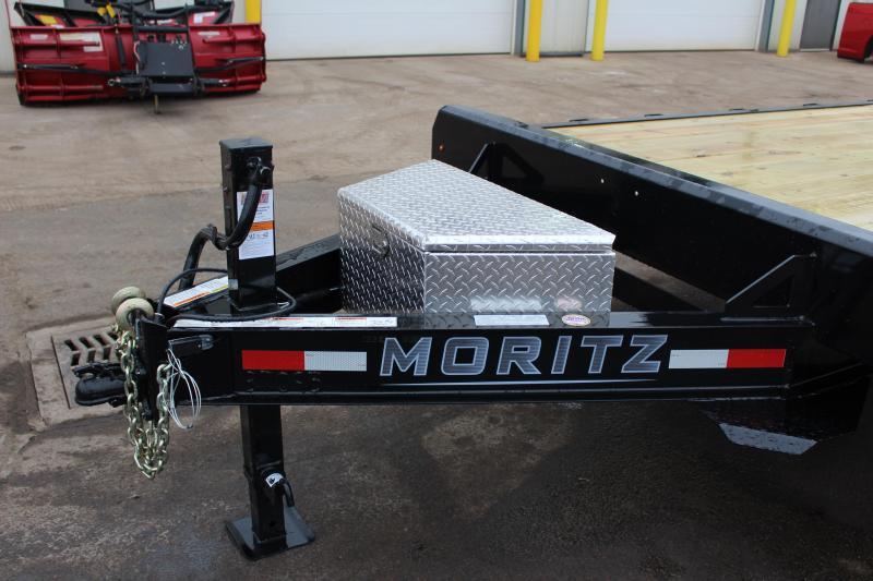 2020 MORITZ EDBH-18+4 AR 14000 DECK OVER