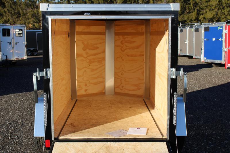 2020 United Trailers XLV 5' x 8' Enclosed Cargo Trailer