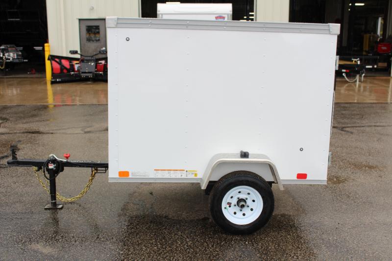 2021 United Trailers XLE-46SA30-S Enclosed Cargo Trailer