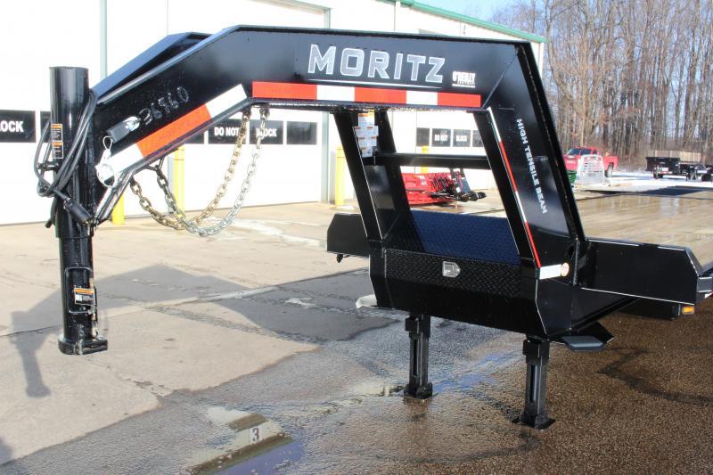 2020 Moritz International FGSH-10+20 Flatbed Trailer