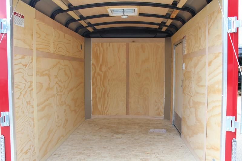 2020 United Trailers ULH 6 x 10 Enclosed Cargo Trailer