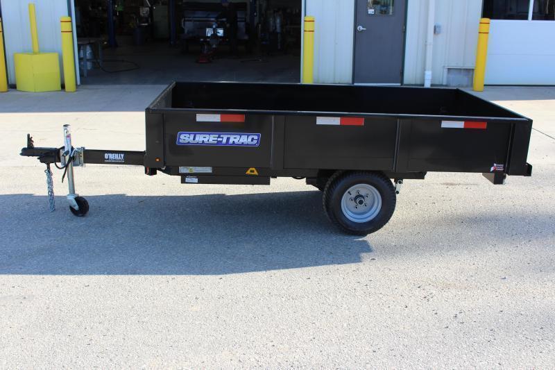 2020 Sure-Trac 4.5 x 8 Dump Trailer