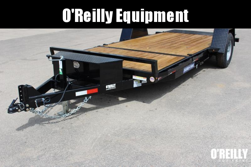 2020 Sure-Trac 7 x 12+4' TILT Equipment Trailer