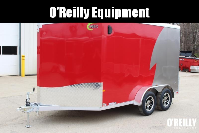 2019 NEO Trailers NAM 7 x 12 Enclosed Cargo Trailer