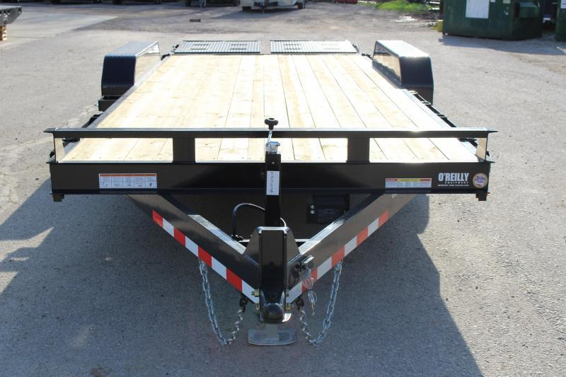 2019 Sure-Trac 7 x 18 Equipment Trailer