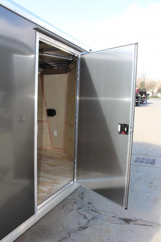 2019 NEO Trailers NHD1675TR6 Enclosed Cargo Trailer