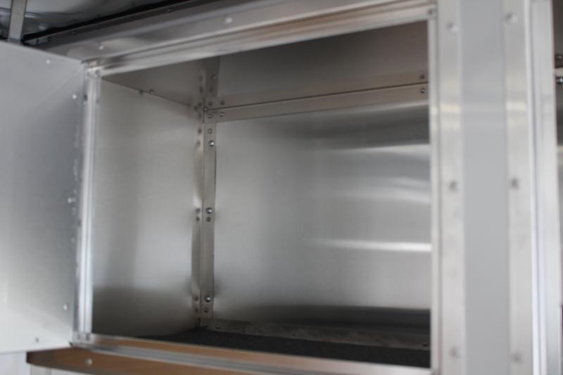 2020 NEO Trailers NAS 7 X 22 Enclosed Cargo Trailer