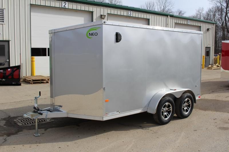 2020 NEO Trailers NAVF 7 x 12 Enclosed Cargo Trailer