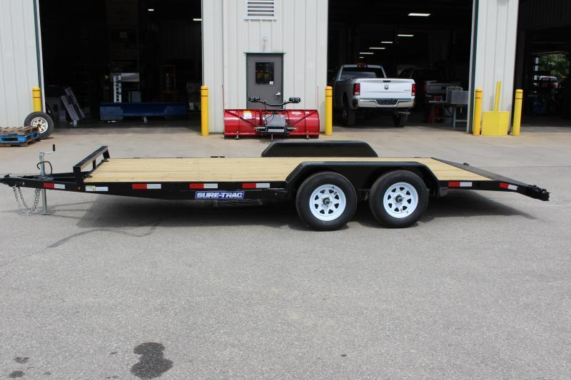 2019 Sure-Trac 7x18 Car Hauler