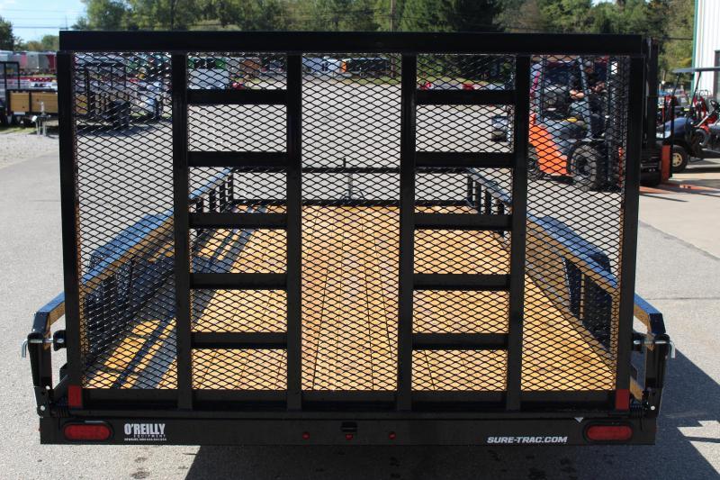 2020 Sure-Trac 7 x 18 Utility Trailer