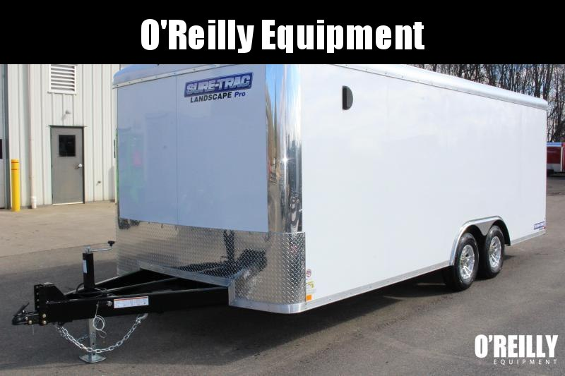 2020 Sure-Trac STRLP10220TA-100 Enclosed Cargo Trailer