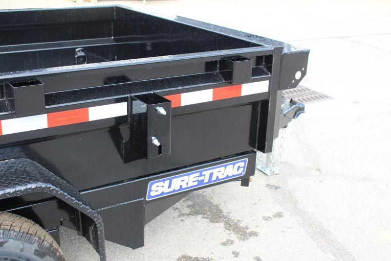 2020 Sure-Trac 5 x 10 Dump Trailer