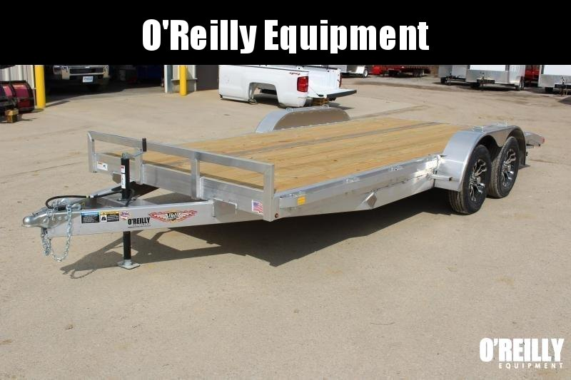 2020 H and H Trailer 7 x 18 Car / Racing Trailer