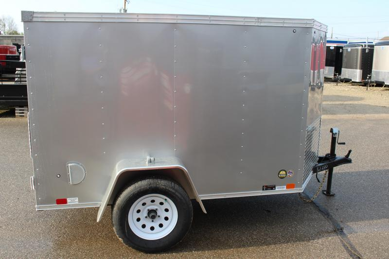 2020 United Trailers XLV 5' x 8' Enclosed Cargo Trailer