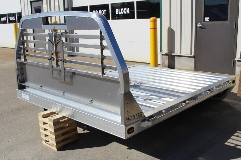 2020 Moritz International TBA7-86 Truck Bed - Flat Bed