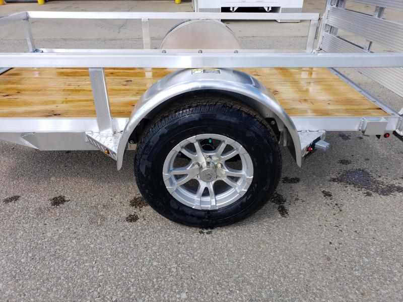 2020 H and H Trailer 5' x 8' Utility Trailer