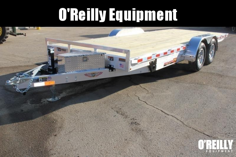 2020 H and H Trailer H8220EXA-100 Car / Racing Trailer