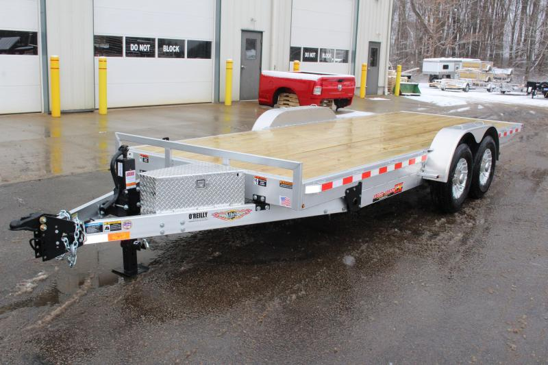 2020 H and H Trailer H8220EXA-140 Car / Racing Trailer