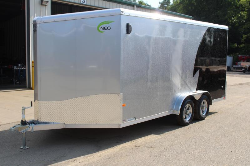 2020 NEO Trailers NAM 7.5 x 16 Enclosed Cargo Trailer