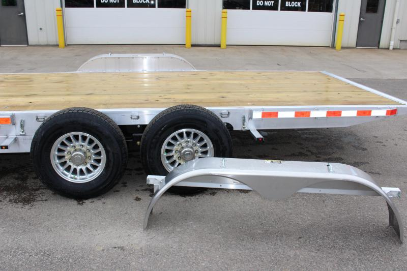 2020 H and H Trailer H8218EXA-140 Car / Racing Trailer
